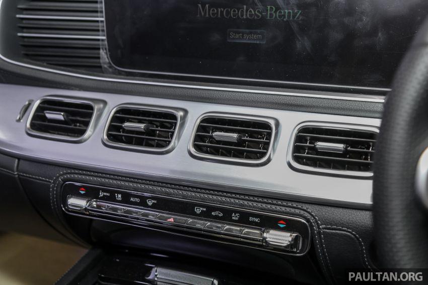 Mercedes-Benz GLE450 AMG Line V167 dipertonton di Malaysia – harga jangkaan bermula RM633,888 Image #937411