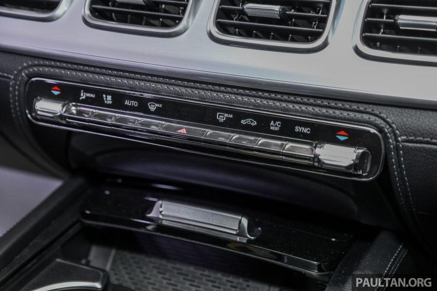 Mercedes-Benz GLE450 AMG Line V167 dipertonton di Malaysia – harga jangkaan bermula RM633,888 Image #937412