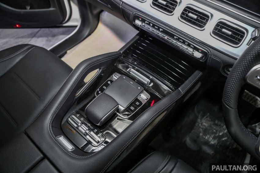 Mercedes-Benz GLE450 AMG Line V167 dipertonton di Malaysia – harga jangkaan bermula RM633,888 Image #937413