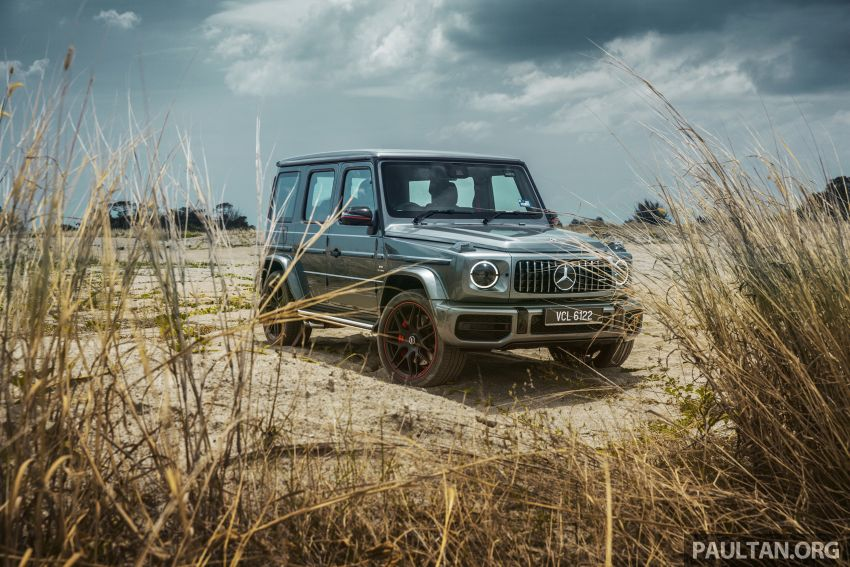 GALLERY: 2019 Mercedes-AMG G63 – RM1.46 million Image #934813