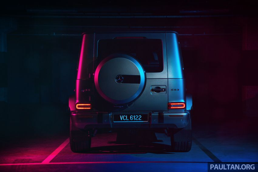 GALLERY: 2019 Mercedes-AMG G63 – RM1.46 million Image #934822