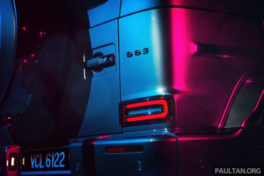 GALERI: Mercedes-AMG G 63 2019 – RM1.46 juta Image #935051