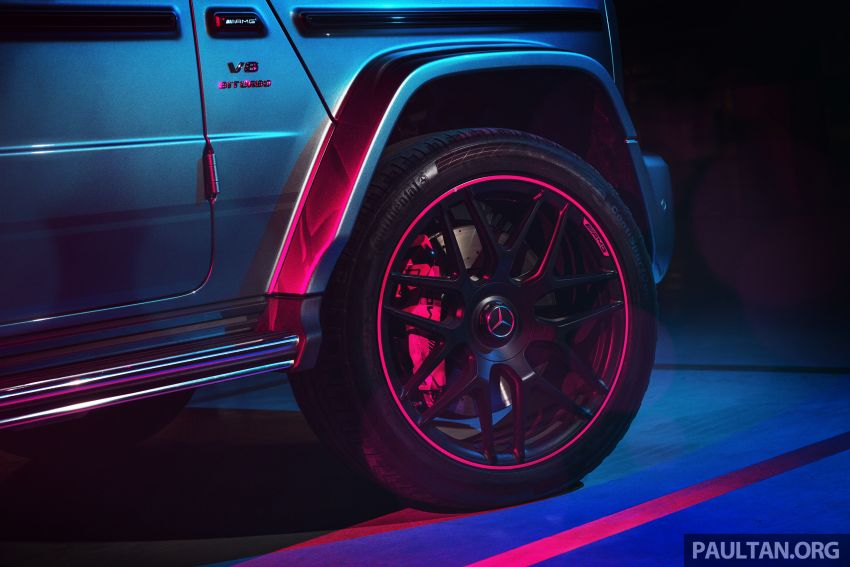 GALLERY: 2019 Mercedes-AMG G63 – RM1.46 million Image #934824