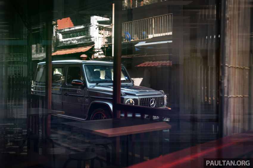 GALLERY: 2019 Mercedes-AMG G63 – RM1.46 million Image #934816