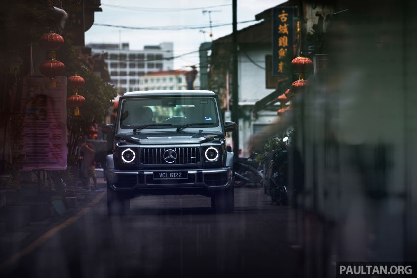 GALLERY: 2019 Mercedes-AMG G63 – RM1.46 million Image #934817