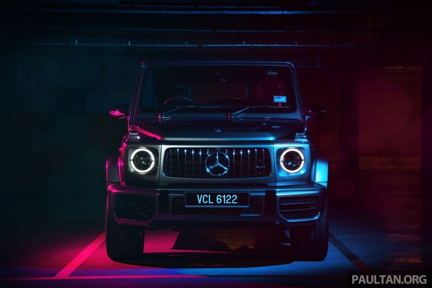 GALLERY: 2019 Mercedes-AMG G63 – RM1.46 million Image #934820