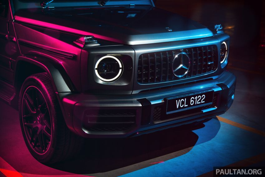 GALLERY: 2019 Mercedes-AMG G63 – RM1.46 million Image #934821