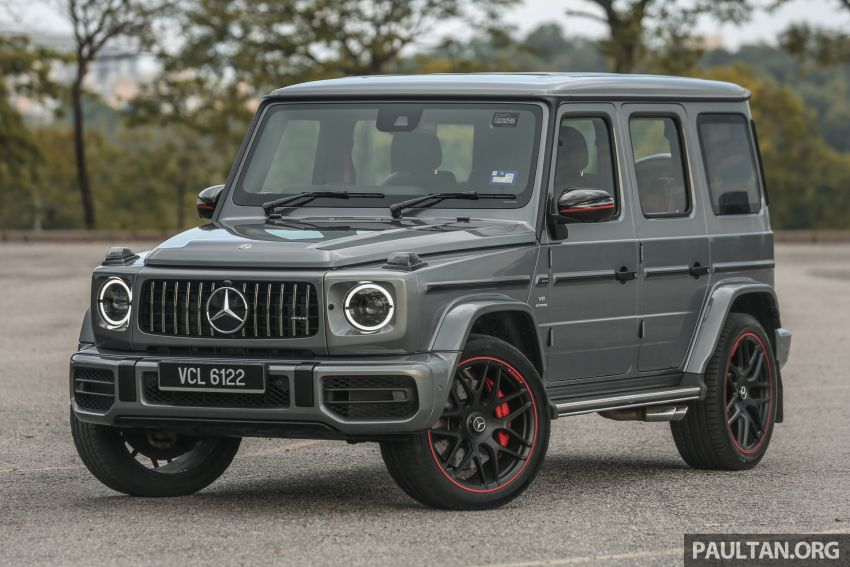 GALLERY: 2019 Mercedes-AMG G63 – RM1.46 million Image #934851