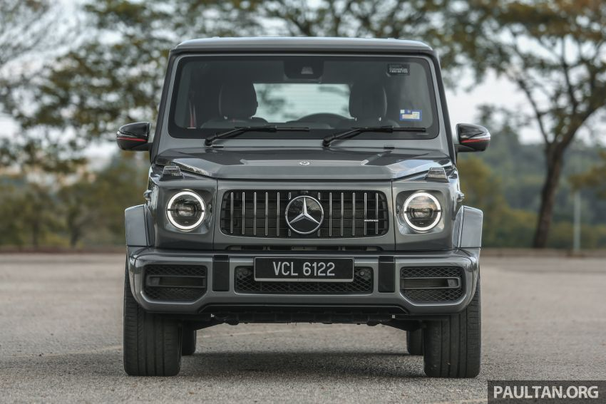GALLERY: 2019 Mercedes-AMG G63 – RM1.46 million Image #934860