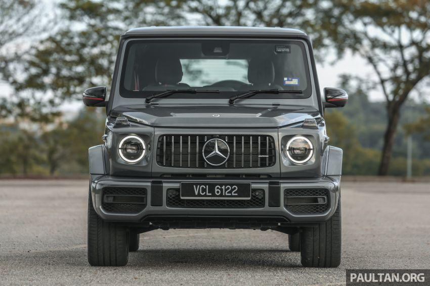 GALERI: Mercedes-AMG G 63 2019 – RM1.46 juta Image #935068