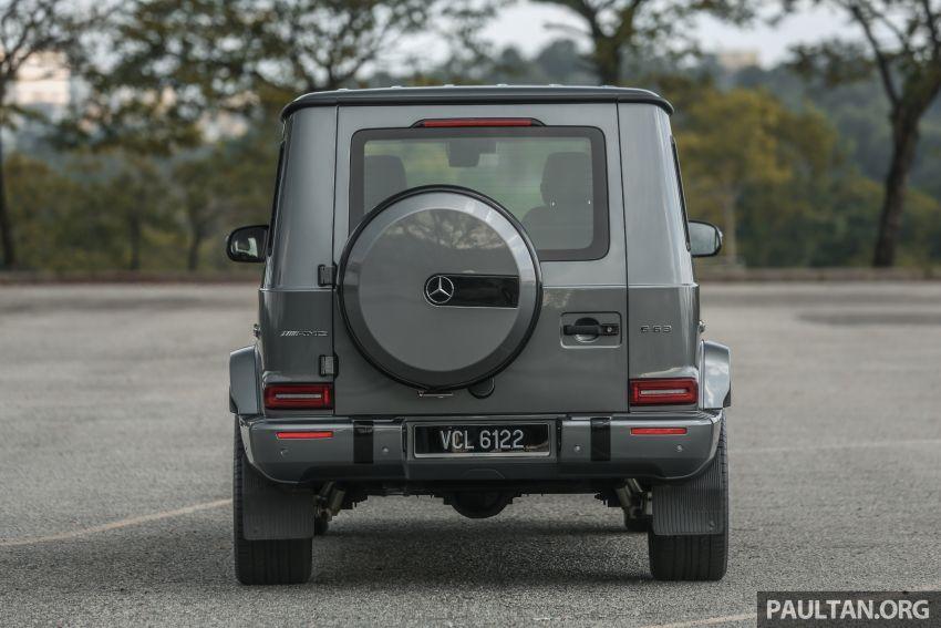 GALERI: Mercedes-AMG G 63 2019 – RM1.46 juta Image #935069