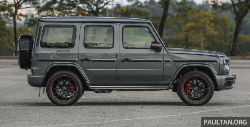 GALLERY: 2019 Mercedes-AMG G63 – RM1.46 million Image #934863