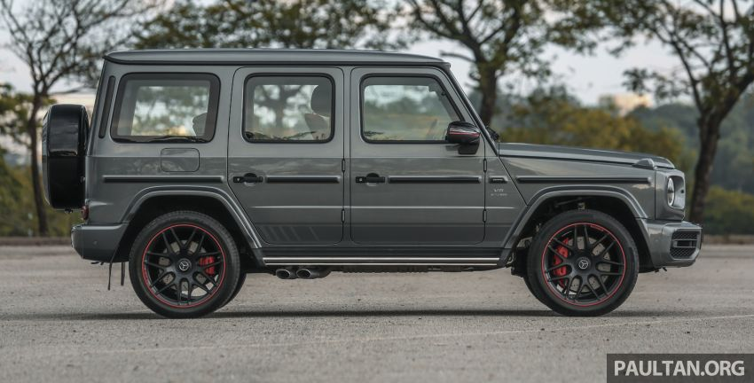 GALLERY: 2019 Mercedes-AMG G63 – RM1.46 million Image #934864