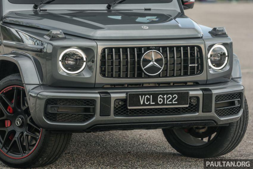 GALERI: Mercedes-AMG G 63 2019 – RM1.46 juta Image #935073