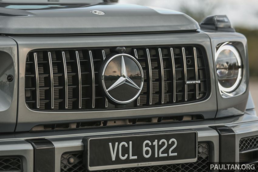 GALLERY: 2019 Mercedes-AMG G63 – RM1.46 million Image #934869