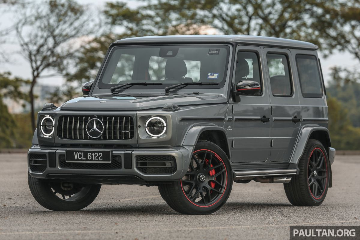 Full electric Mercedes-Benz G-Class due in a few years