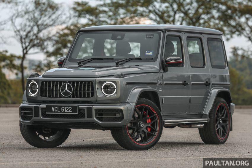 GALLERY: 2019 Mercedes-AMG G63 – RM1.46 million Image #934852