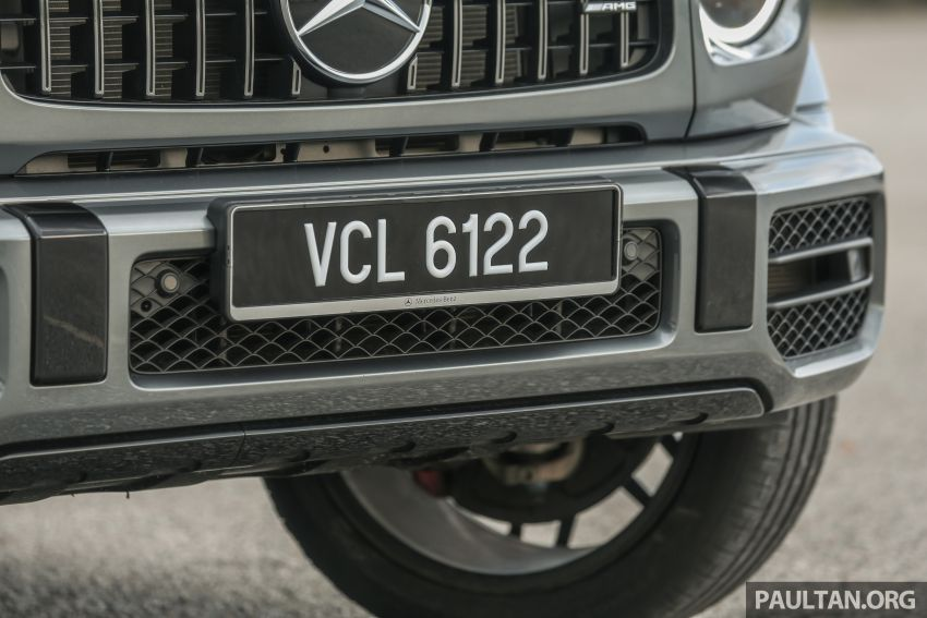 GALLERY: 2019 Mercedes-AMG G63 – RM1.46 million Image #934870