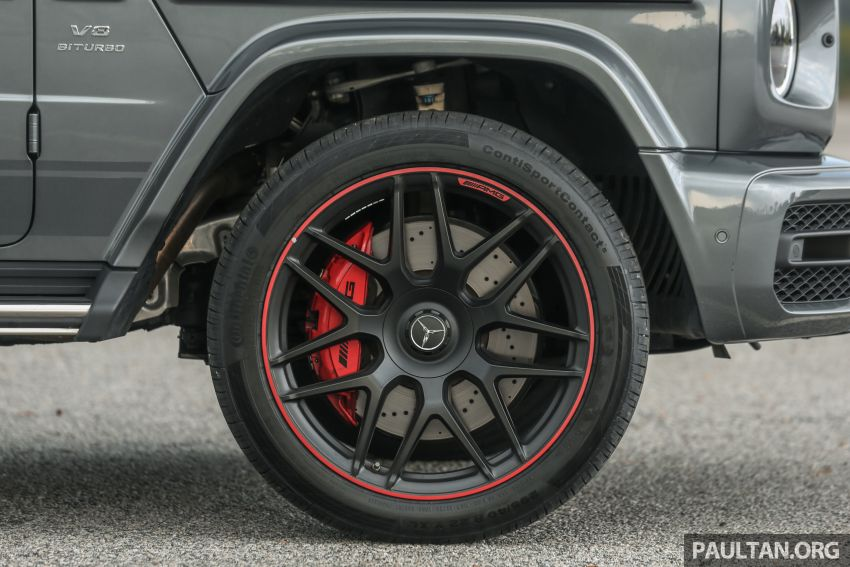 GALLERY: 2019 Mercedes-AMG G63 – RM1.46 million Image #934871