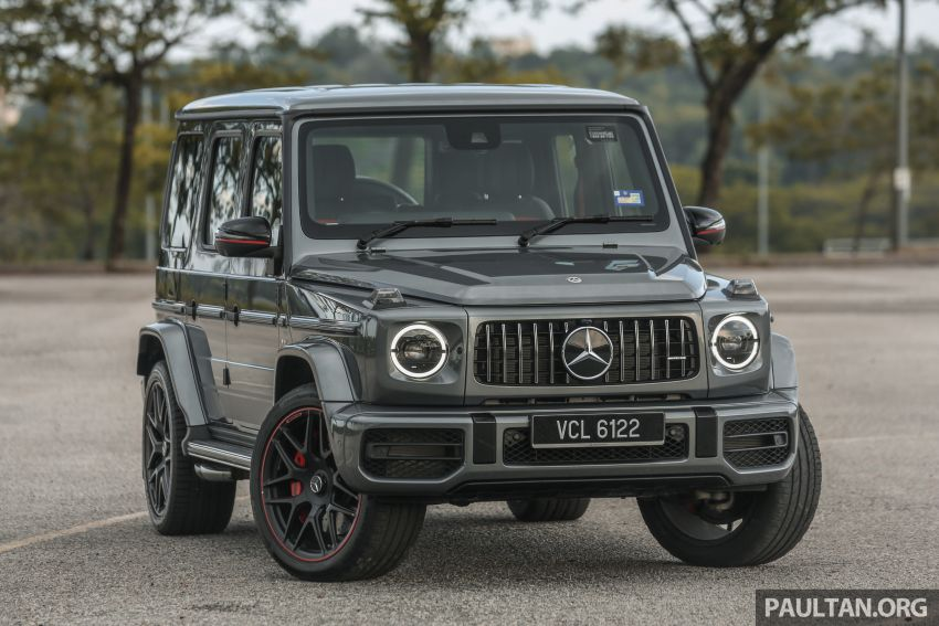 GALLERY: 2019 Mercedes-AMG G63 – RM1.46 million Image #934853