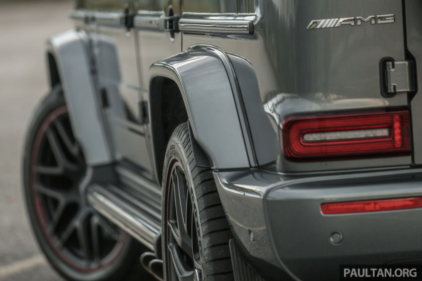 GALLERY: 2019 Mercedes-AMG G63 – RM1.46 million Image #934883