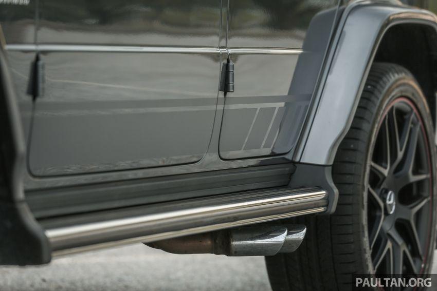 GALERI: Mercedes-AMG G 63 2019 – RM1.46 juta Image #935093