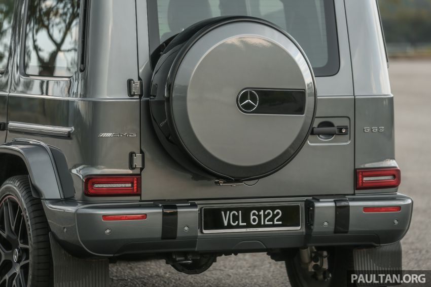 GALLERY: 2019 Mercedes-AMG G63 – RM1.46 million Image #934887