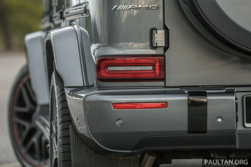 GALLERY: 2019 Mercedes-AMG G63 – RM1.46 million Image #934888
