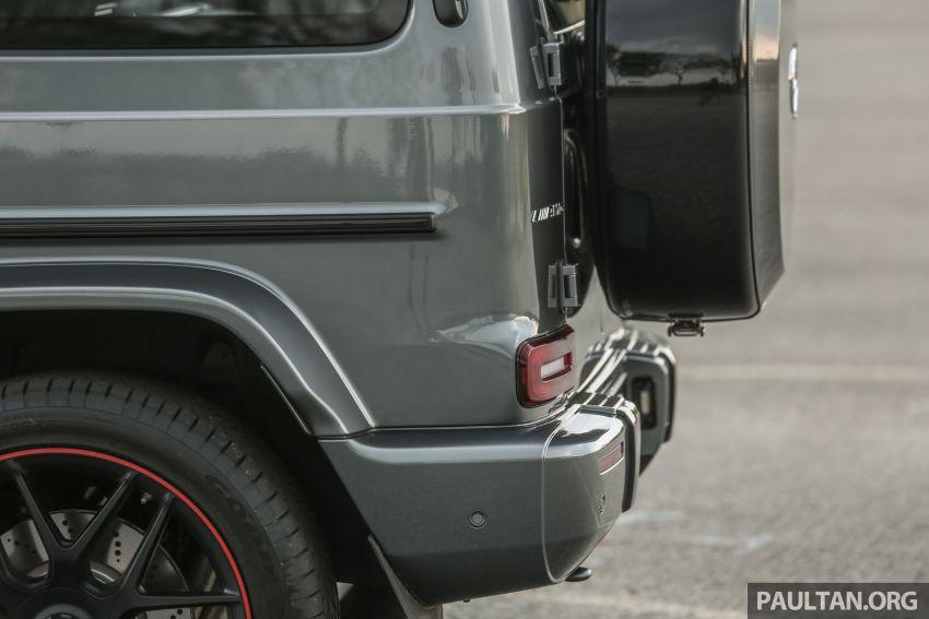GALERI: Mercedes-AMG G 63 2019 – RM1.46 juta Image #935097