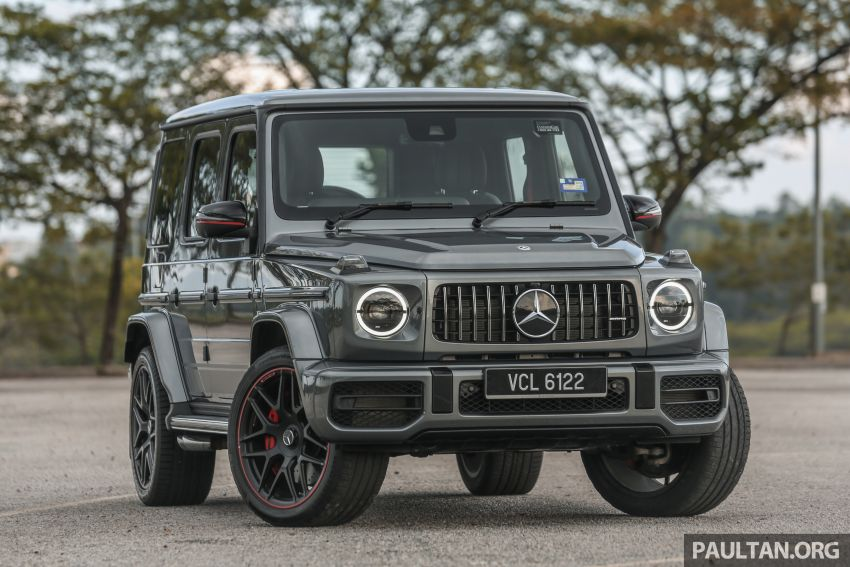 GALLERY: 2019 Mercedes-AMG G63 – RM1.46 million Image #934854