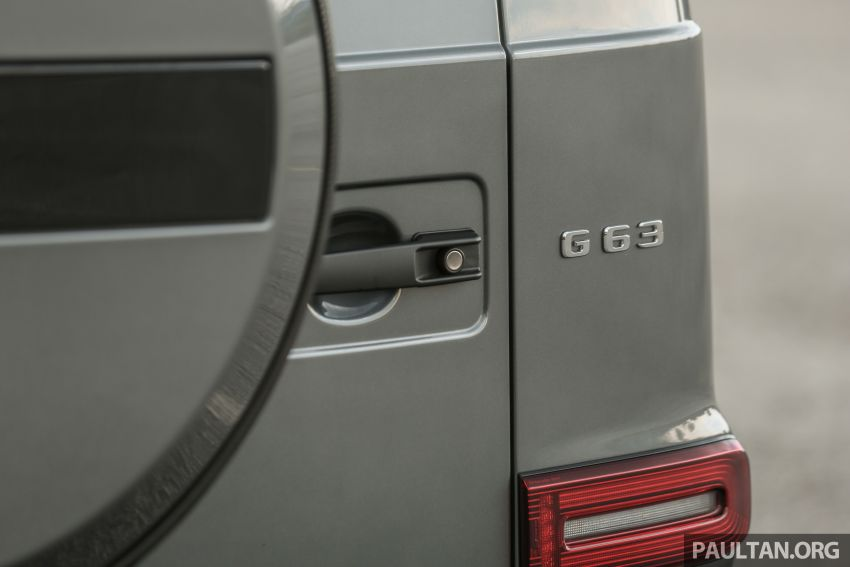 GALERI: Mercedes-AMG G 63 2019 – RM1.46 juta Image #935100