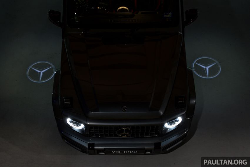 GALLERY: 2019 Mercedes-AMG G63 – RM1.46 million Image #934896
