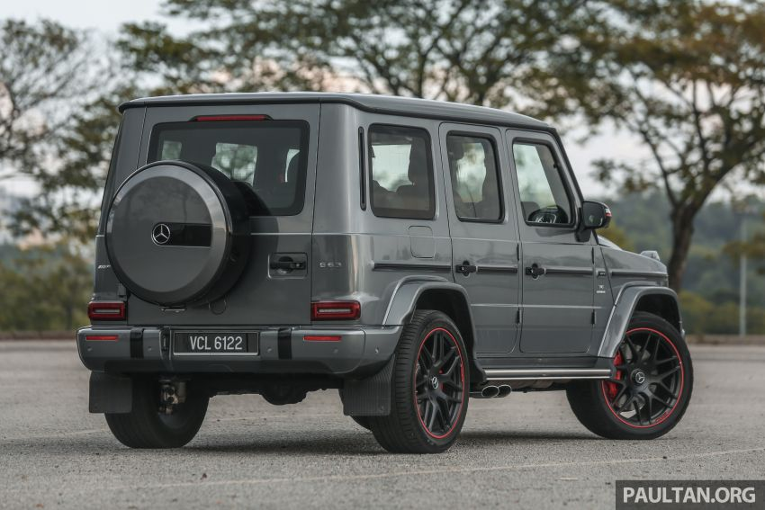 GALLERY: 2019 Mercedes-AMG G63 – RM1.46 million Image #934856