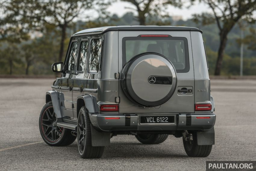 GALLERY: 2019 Mercedes-AMG G63 – RM1.46 million Image #934857