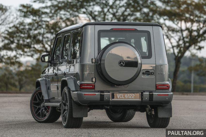 GALLERY: 2019 Mercedes-AMG G63 – RM1.46 million Image #934858