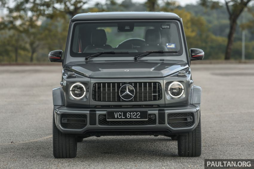 GALLERY: 2019 Mercedes-AMG G63 – RM1.46 million Image #934859