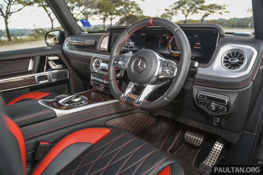 GALLERY: 2019 Mercedes-AMG G63 – RM1.46 million Image #934897