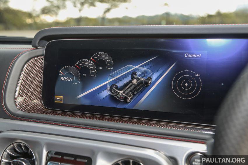 GALERI: Mercedes-AMG G 63 2019 – RM1.46 juta Image #935123