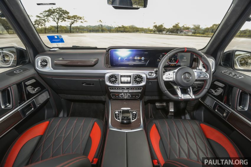 GALLERY: 2019 Mercedes-AMG G63 – RM1.46 million Image #934898