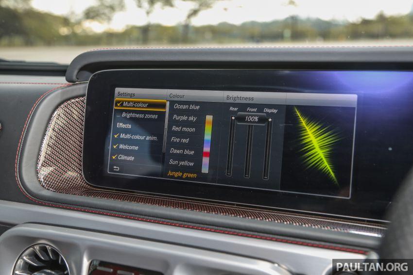 GALERI: Mercedes-AMG G 63 2019 – RM1.46 juta Image #935124