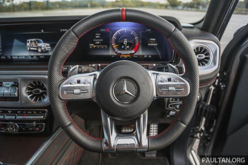 GALLERY: 2019 Mercedes-AMG G63 – RM1.46 million Image #934899