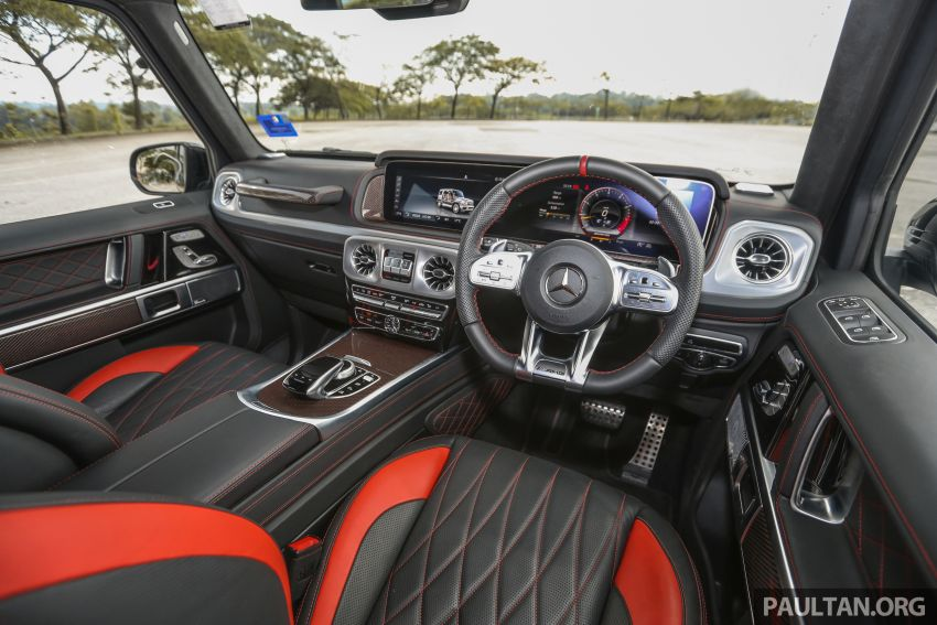 GALLERY: 2019 Mercedes-AMG G63 – RM1.46 million Image #934926