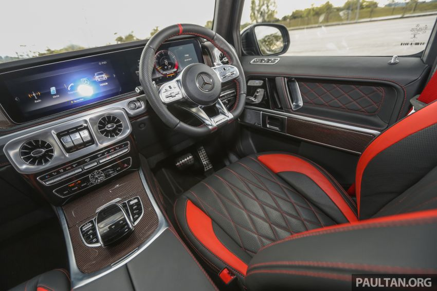 GALLERY: 2019 Mercedes-AMG G63 – RM1.46 million Image #934927