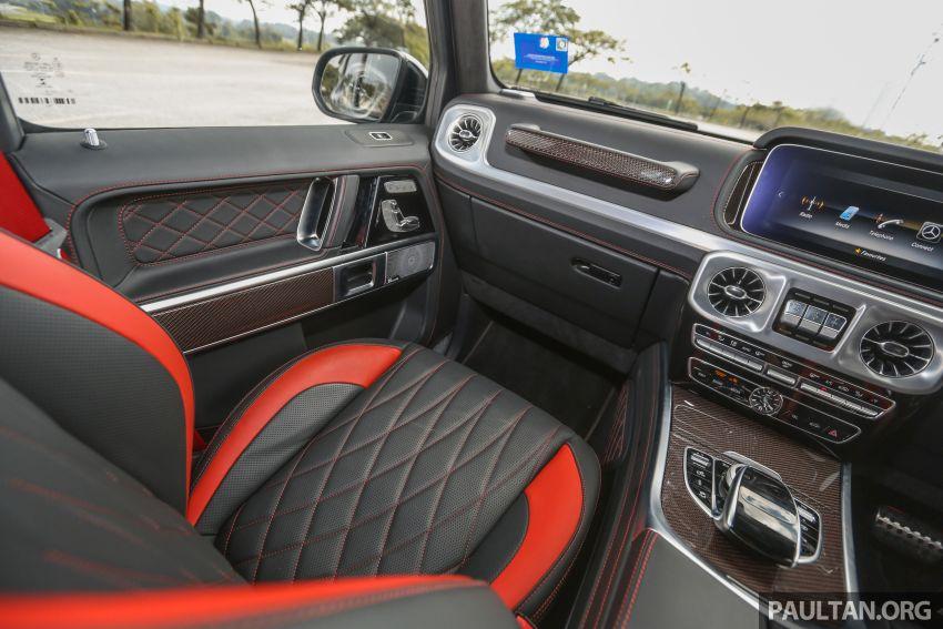 GALERI: Mercedes-AMG G 63 2019 – RM1.46 juta Image #935138