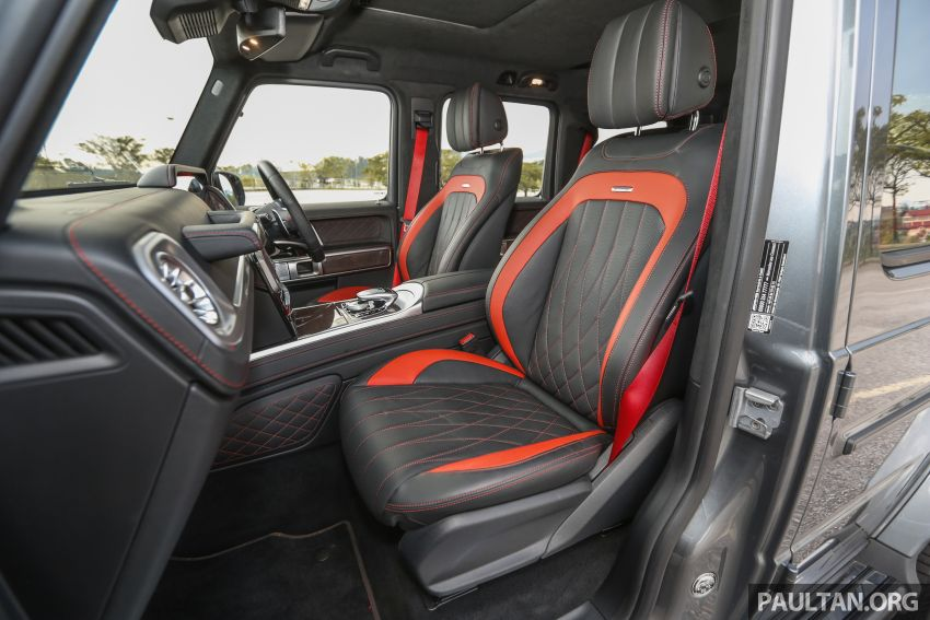 GALLERY: 2019 Mercedes-AMG G63 – RM1.46 million Image #934935