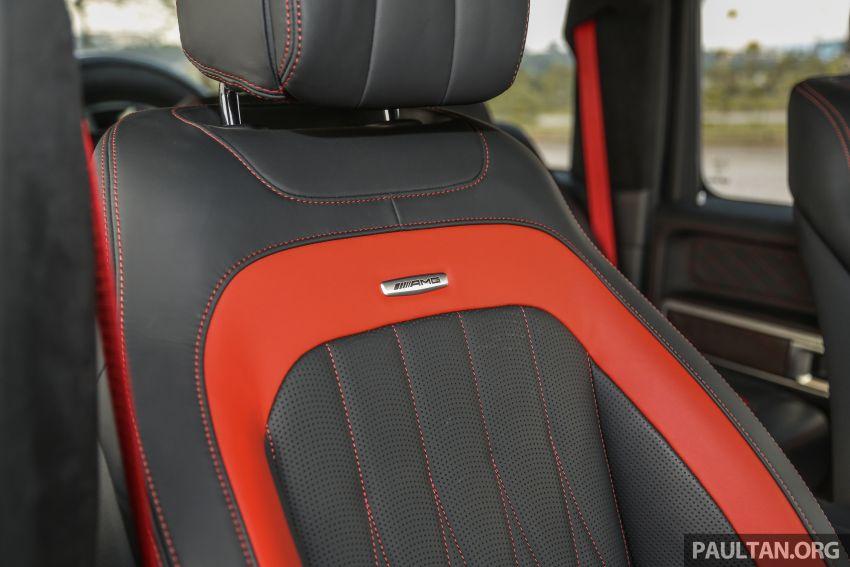GALERI: Mercedes-AMG G 63 2019 – RM1.46 juta Image #935147