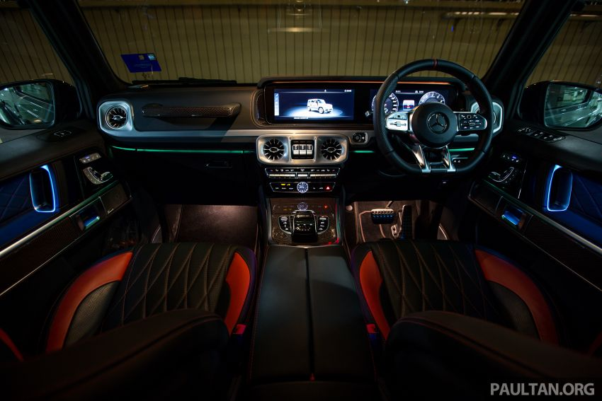 GALLERY: 2019 Mercedes-AMG G63 – RM1.46 million Image #934951