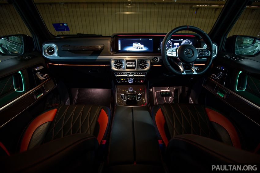 GALERI: Mercedes-AMG G 63 2019 – RM1.46 juta Image #935163