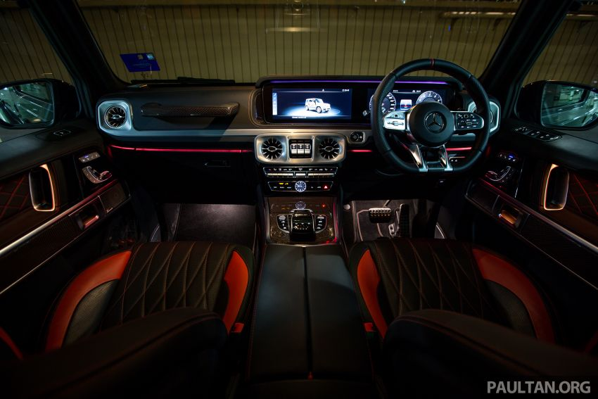 GALLERY: 2019 Mercedes-AMG G63 – RM1.46 million Image #934953