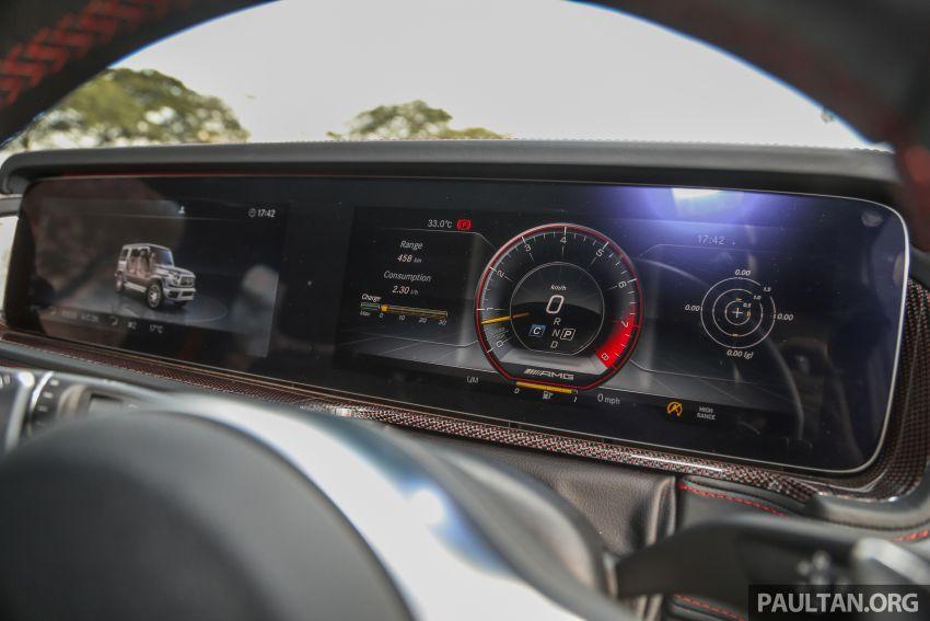 GALERI: Mercedes-AMG G 63 2019 – RM1.46 juta Image #935109